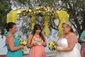 Από την Βρετανία έφτασαν για να παντρευτούν δυο νύφες! – LGBT News
