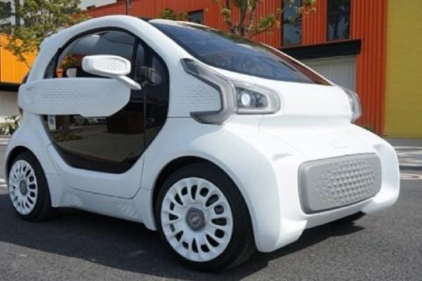 Κοστίζει 8.500€, κατασκευάζεται σε 3 μόλις ημέρες και με ένα γέμισμα κάνεις 150Km! - Cars