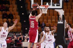 «Καταβρόχθισε» την ΤΣΣΚΑ Μόσχας ο Ολυμπιακός, νίκη με 72-59 – News.gr