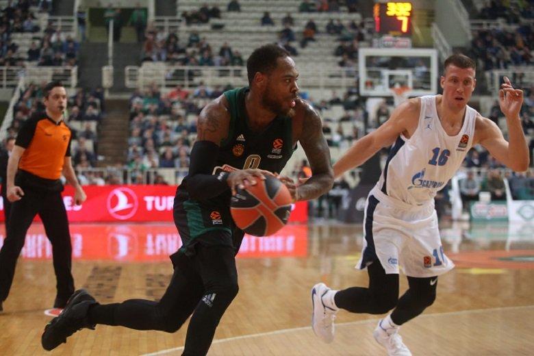 Επιστροφή στις νίκες για τον Παναθηναϊκό, 96-81 την Ζενίτ – News.gr