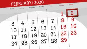 Κυριακή 02/02/2020: Ημερομηνία με καρκινική γραφή 21ου αιώνα