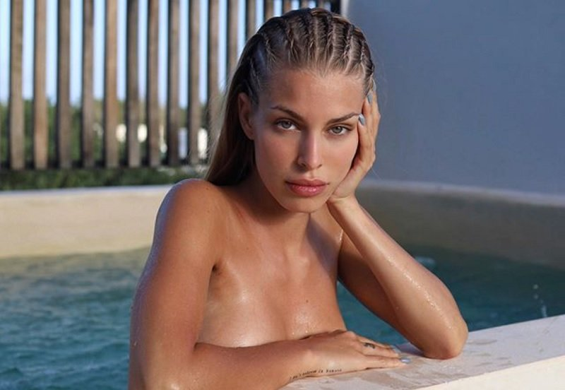 Η Ισπανίδα καλλονή ποζάρει γυμνή και προκαλεί εγκεφαλικά – News.gr