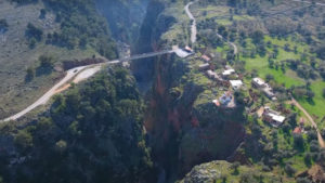 Αράδαινα: Μια μαγευτική περιήγηση στο Grand Canyon της Ελλάδας