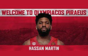Παίκτης του Ολυμπιακού ο Χασάν Μάρτιν – News.gr