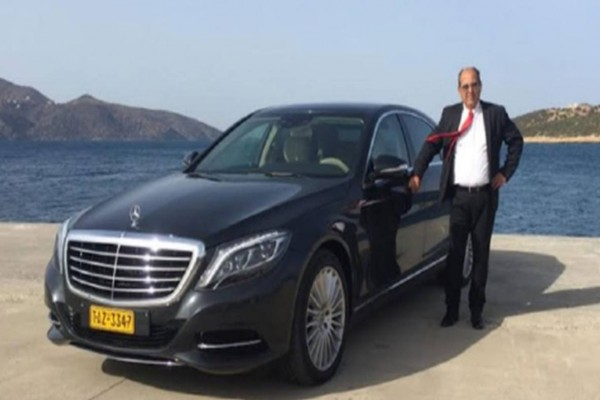 Στην Κρήτη το ακριβότερο ταξί στην Ελλάδα αξίας 160.000 ευρώ - Cars
