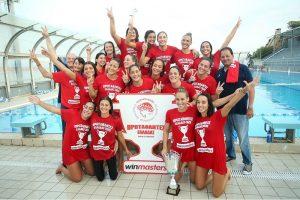 Ο Ολυμπιακός πρωταθλητής για 7η συνεχή χρονιά στο πόλο γυναικών – News.gr