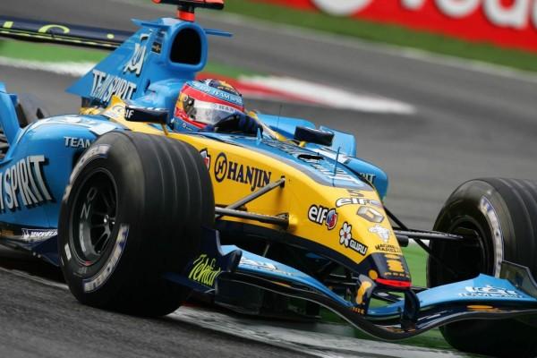 Η Renault DP World F1 Team καλωσορίζει τον Fernando Alonso - Men