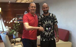 Ο Βασίλης Σπανούλης ανανέωσε στον Ολυμπιακό – News.gr