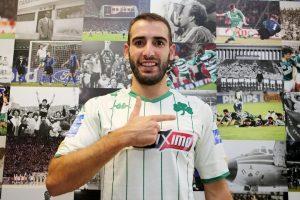 Παίκτης του Παναθηναϊκού ο Ισπανός μπακ Αντονίτο – News.gr