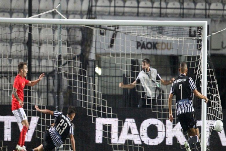 ΠΑΟΚ «αστεράτος», 2-1 την Μπενφίκα – News.gr