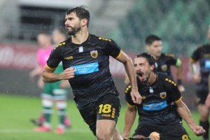 Στα play off πέρασε η ΑΕΚ, 1-0 την Σεντ Γκάλεν – News.gr