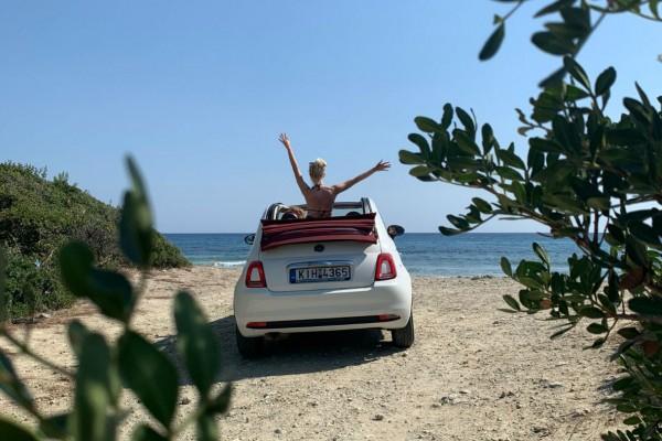 Μία ανανεωμένη DiRENT a car - Cars