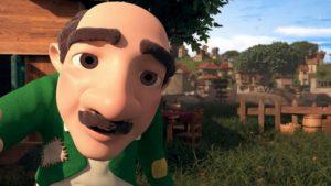Καραγκιόζης the movie: Γεγονός η πρώτη ελληνική 3D ταινία μεγάλου μήκους