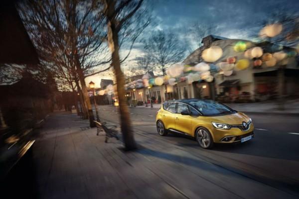 Renault SCENIC: Το απόλυτο οικογενειακό της ελληνικής αγοράς - Cars