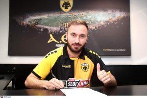 Στην ΑΕΚ για τέσσερα χρόνια ο Μουαμέρ Τάνκοβιτς – News.gr