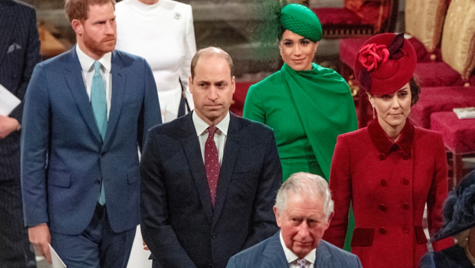 Ποια μέλη της βασιλικής οικογένειας έχουν τατουάζ;