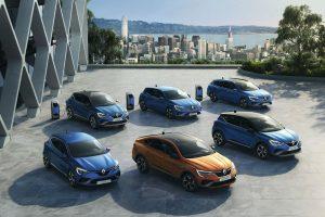 H υβριδική γκάμα της Renault διευρύνεται με 3 νέα μοντέλα - Cars