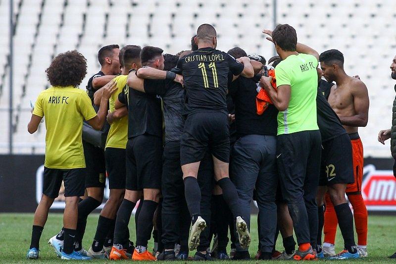 Αρειανή επέλαση στο ΟΑΚΑ – Νίκη 1-0 επί του Παναθηναϊκού – News.gr