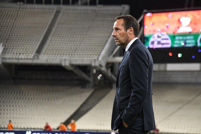 Θετικός στον ιό ο προπονητής της Εθνικής, Τζον Φαν'τ Σχιπ – News.gr