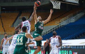 Πάλεψε αλλά δεν άντεξε ο Παναθηναϊκός, ήττα 80-77 από την Εφές – News.gr