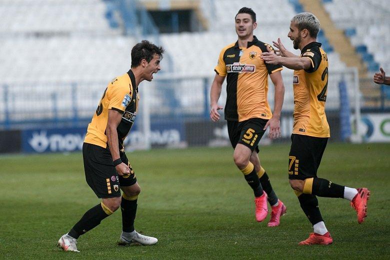 «Έκρηξη» της ΑΕΚ και άνετο 4-1 επί της ΑΕΛ στη Ριζούπολη – News.gr