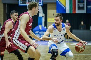 Ήττα-σοκ της εθνικής μπάσκετ από την Λετονία – News.gr