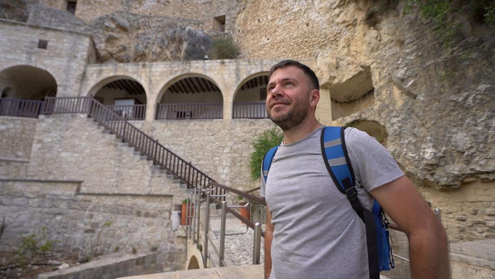 Το HAPPY TRAVELLER στην επαρχία της Πάφου, στην Κύπρο