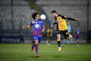 Γκέλα της ΑΕΚ στο ΟΑΚΑ, 2-2 με τον Βόλο – News.gr