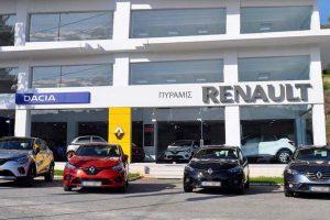 ΠΥΡΑΜΙΣ Ε.Π.Ε: Νέα εποχή Renault στο Ηράκλειο Κρήτης – Cars
