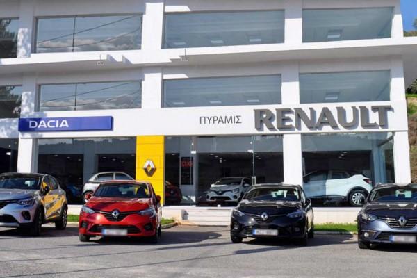 Νέα εποχή Renault στο Ηράκλειο Κρήτης - Cars