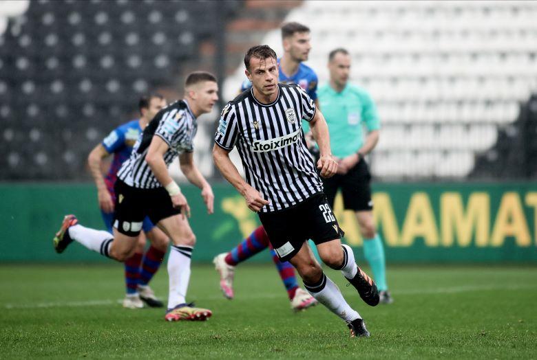 Ανατροπή και νίκη για ΠΑΟΚ, 3-1 τον Βόλο – News.gr