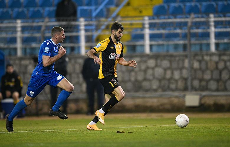 Πολύτιμο διπλό για την ΑΕΚ, 1-0 την Λαμία – News.gr