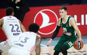 Έμεινε με την προσπάθεια ο Παναθηναϊκός, ήττα 76-66 από την Ρεάλ – News.gr