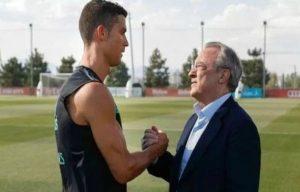 Ο Πέρεθ το 2019 είχε ζητήσει από τον Ρονάλντο να επιστρέψει στην Ρεάλ – News.gr