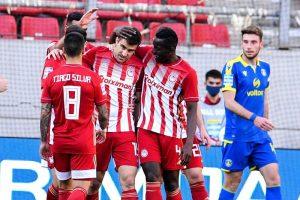 Με Παπασταθόπουλο ο Ολυμπιακός 1-0 τον Αστέρα Τρίπολης – News.gr