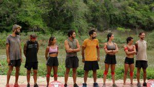 Survivor: Επεισοδιακό συμβούλιο με Aλέξη, James, Τριαντάφυλλο -Κώστα να πρωταγωνιστούν