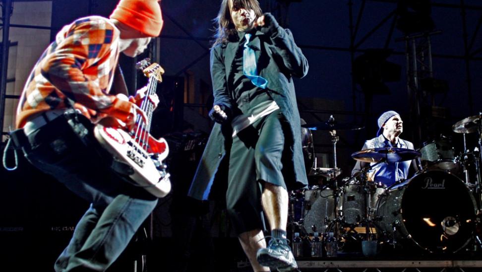 Δεν έρχονται οι Red Hot Chili Peppers – Ακυρώθηκε το Ejekt