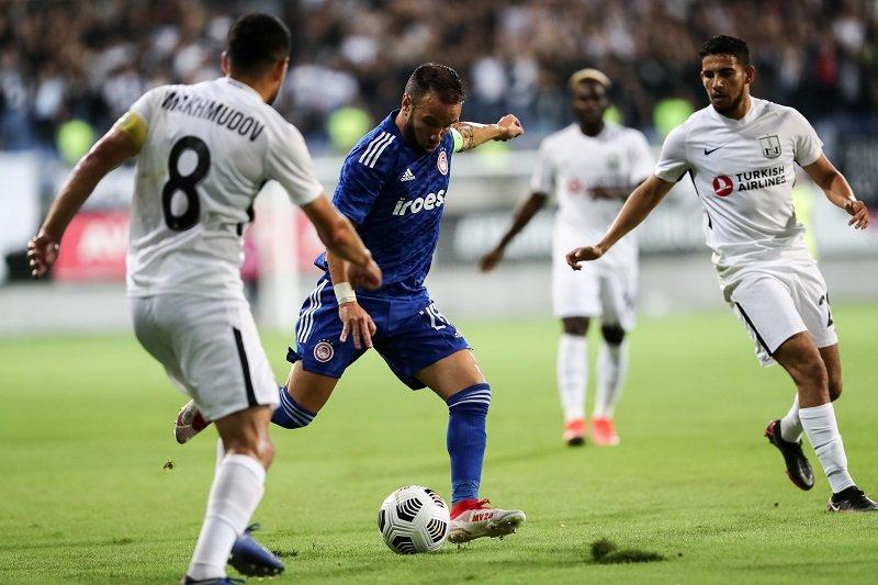 Πέρασε με νίκη (1-0) και στο Μπακού ο Ολυμπιακός – Νέα αντίπαλος η Λουντογκόρετς – News.gr