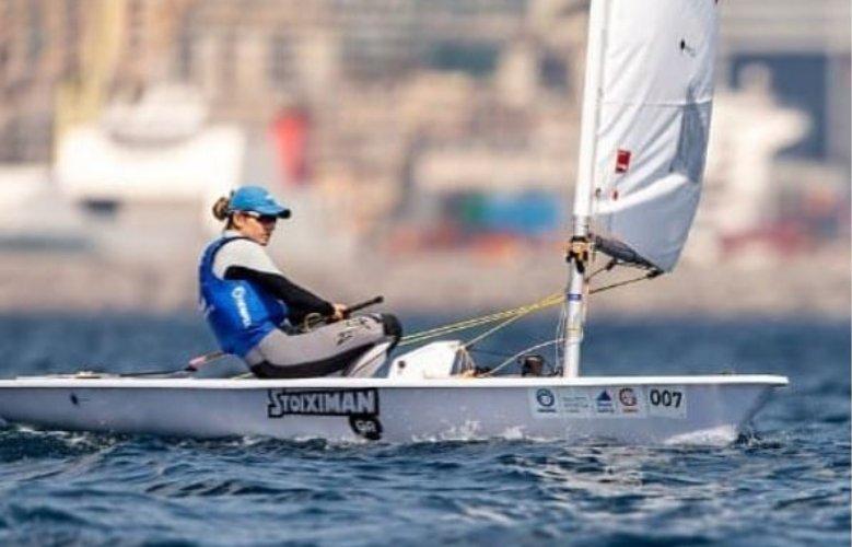 «Χάλκινη» η Καραχάλιου στο ευρωπαϊκό πρωτάθλημα Λέιζερ Ράντιαλ – News.gr